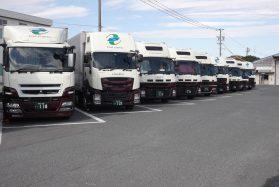 中型トラックドライバー(一般貨物・関西~関東)