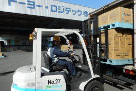 集配ドライバー(4tトラック)
